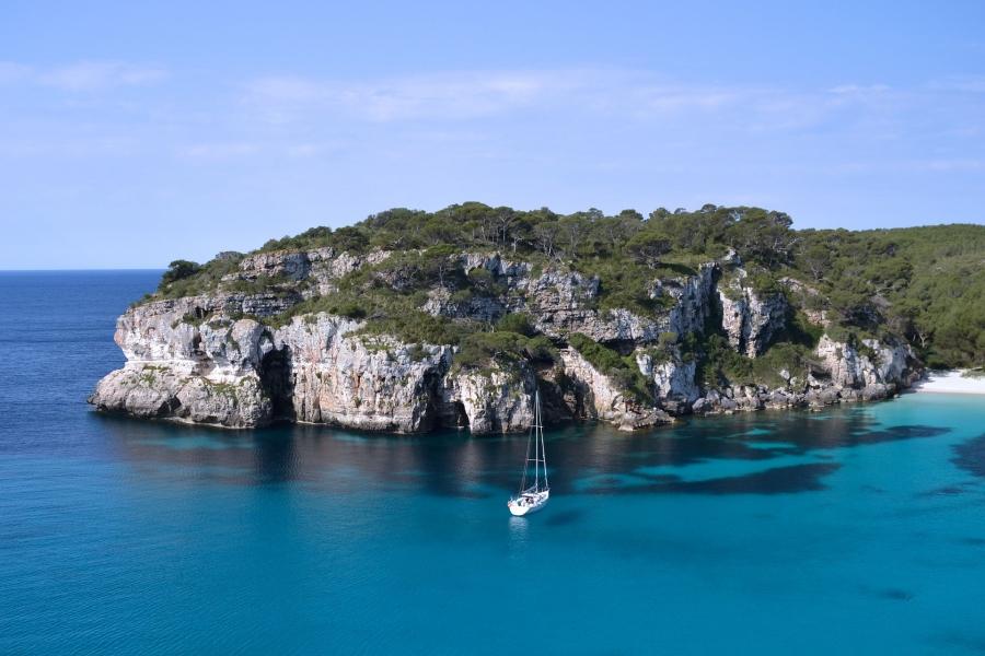 Cartina Geografica Spagna E Formentera.Formentera Quando Andare Meteo Clima Tabella E Diagramma