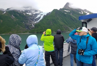 cell phone Galaxy S7 - Prince William Sound glacier cruise Alaska (C Watts)  [flickr.com]  CC BY  Informazioni sulla licenza disponibili sotto 'Prova delle fonti di immagine'